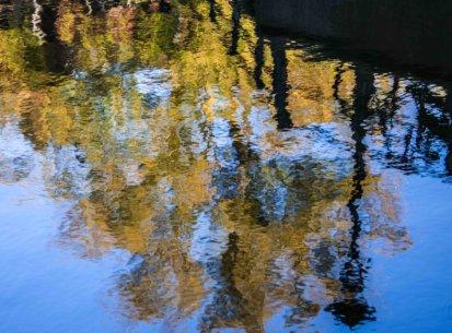 Amsterdam. Water